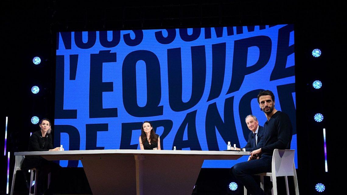 L'Express mentionne les Championnats De France Elite Handisport